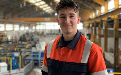 REAZN UK Apprentice nominated for achievement award