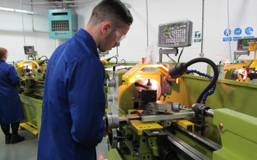 LEMA celebrating 20 Engineering Apprenticeship starts in January