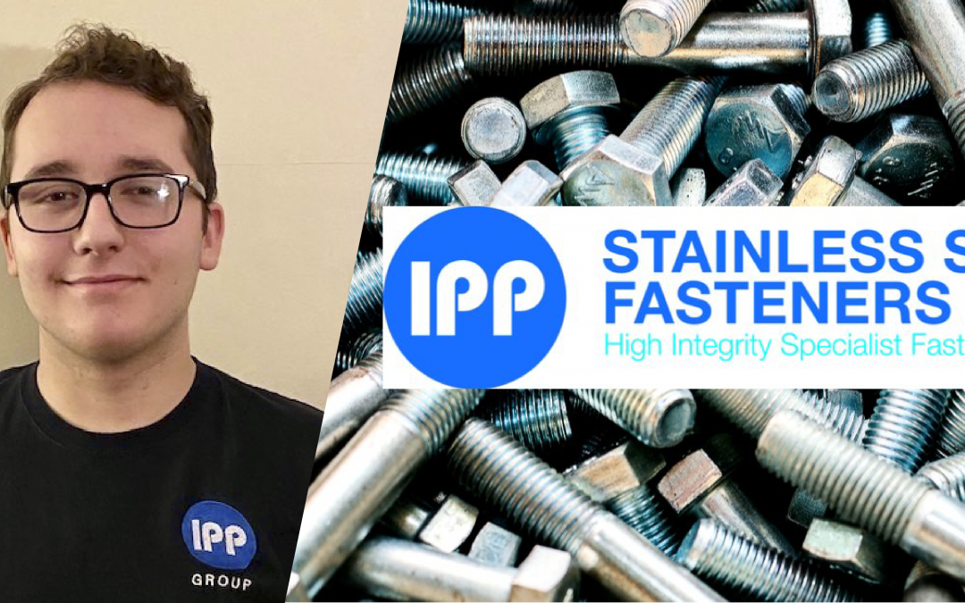 IPP Stainless Steel Fasteners: Our Apprenticeship journey