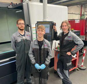 HCM Engineering new Apprentices