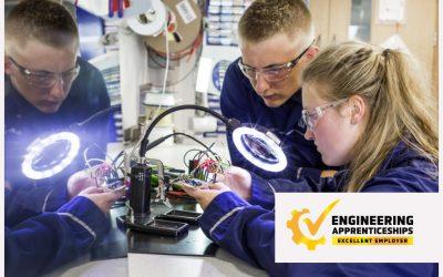 MAKE UK AND NEXT GEN MAKERS LAUNCH INNOVATIVE ENGINEERING APPRENTICESHIPS EMPLOYERS KITEMARK